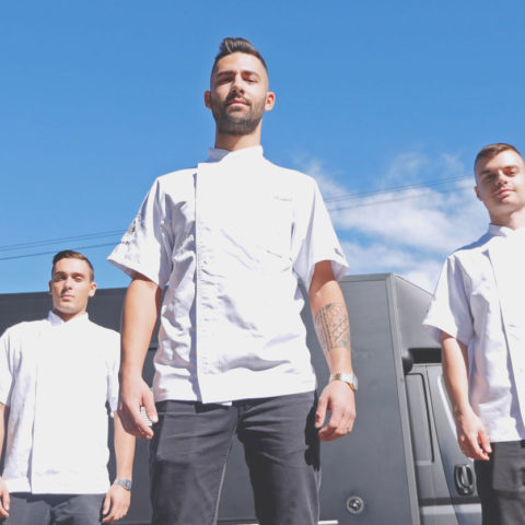 Gli Chef di DanSi - Rinascimento culinario, un caterig su quattro ruote.